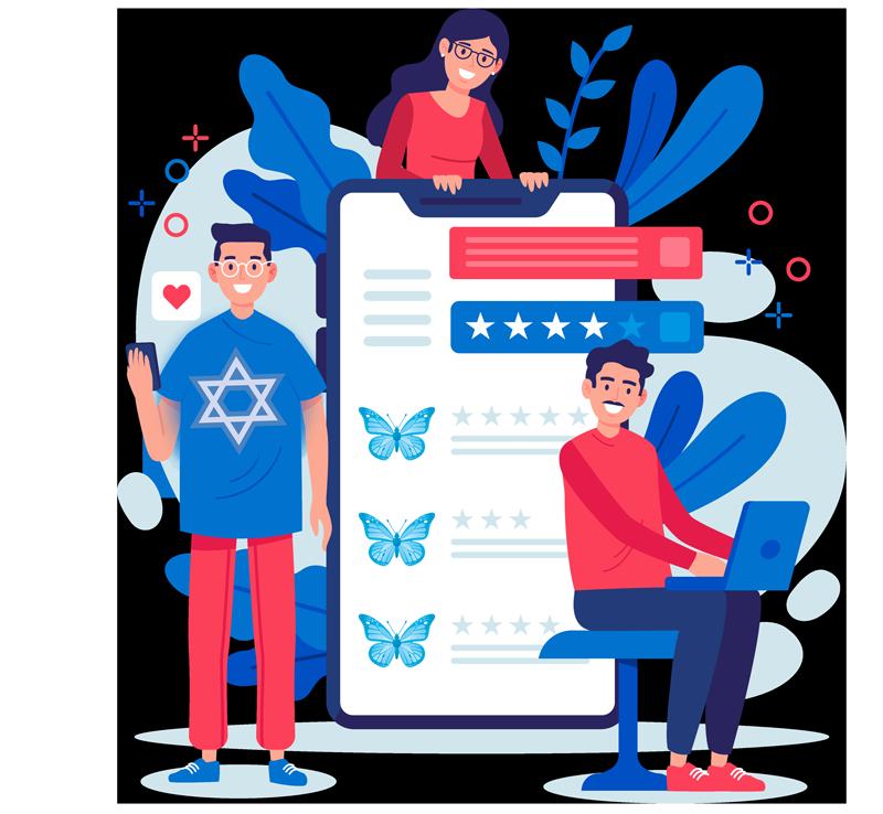 donaciones a Israel